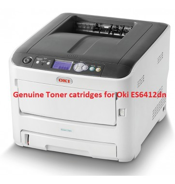 OKI ES6412 Toner