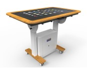 Interactive Touchscreen Table: Meet UP Edition Care Home